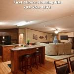 North Dakota Manufactured Home Double Wide
