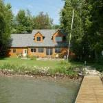 Northen Michigan Log Homes Sale