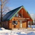 Northern Log Homes Office Jan