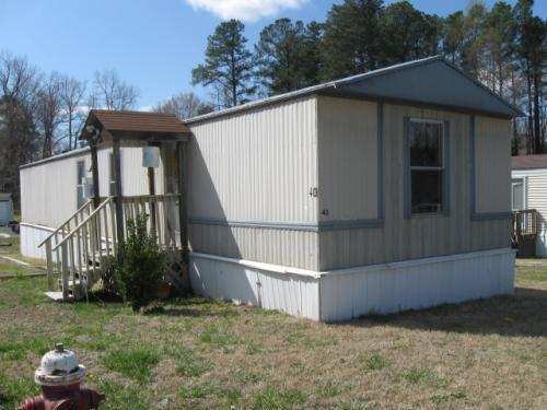 Oakwood Freedom Mobile Home