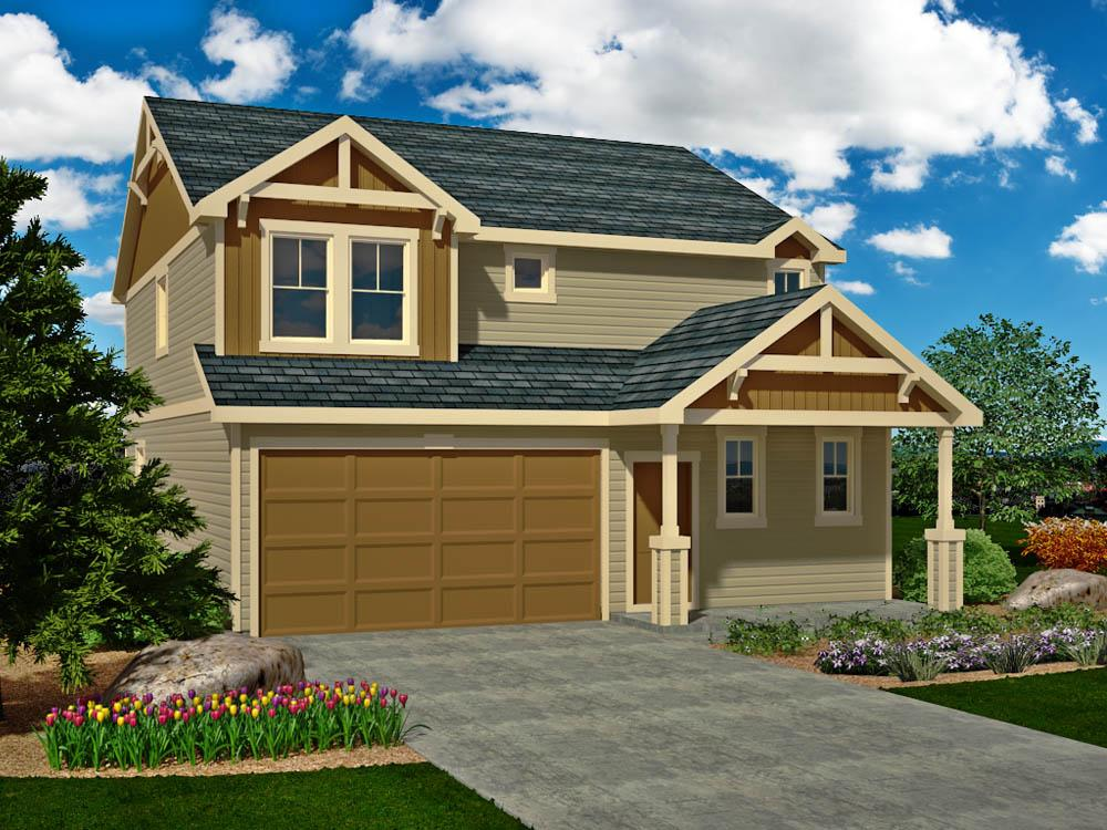 Oakwood Homes Green Valley Ranch Yampa Denver New Home
