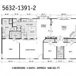 Oakwood Mobile Home Floor Plans House Photos