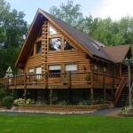 Oasis Log Homes Craftsman