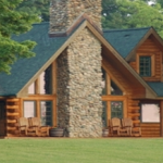 Oasis Log Homes Provides Logs Instalation Recreational