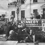 October John Kennedy Campaigns Marion Illinois
