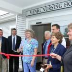Officially Celebrated Opening New Menig Nursing Home
