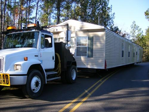 Oklahoma Mobile Home Mover