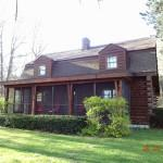 Old Allegan Road Saugatuck Log Home Sale