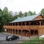 Old Virginia Hand Hewn Log Homes Inc