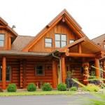 Real Log Homes