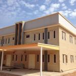 One Prefabricated Villa Eco Friendly Prefab Structural Steel Houses