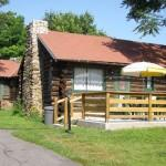 Only Authentic Adirondack Log Cabins Village