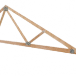 Only Few Decades Timber Trusses Have Almost Completely Replaced