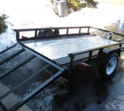 Home Depot Utility Trailers