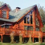 Optional Cedar Deck Packages