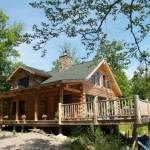 Other Custom Adirondack Country Log Homes Available Contact
