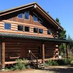 Other Through Lhba Then Built Wonderful Log Home Together