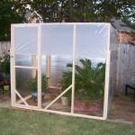 Oui Built Prefabricated Greenhouse