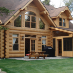 Our Canadian Log Home