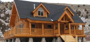 Our Pre Built Log Home Kits Arrive Ready Fast Assembly