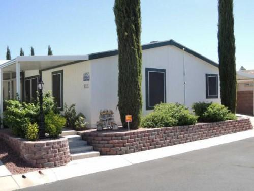 Out Front Palm Harbor Manufactured Home Sale Tucson