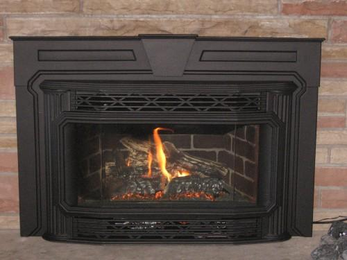 Out Lot Old Prefab Wood Burning Fireplaces Every Year