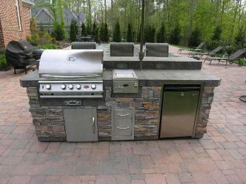 Outdoor Kitchen Plans Design Software