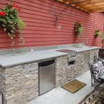 Outdoor Modular Kitchen Cabinets Unfinished