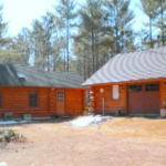 Paap Log Home Addition