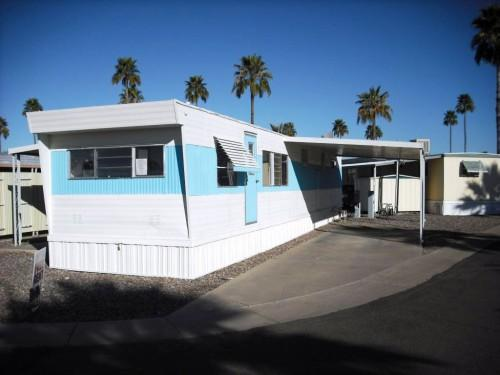 Pacific Mobile Home