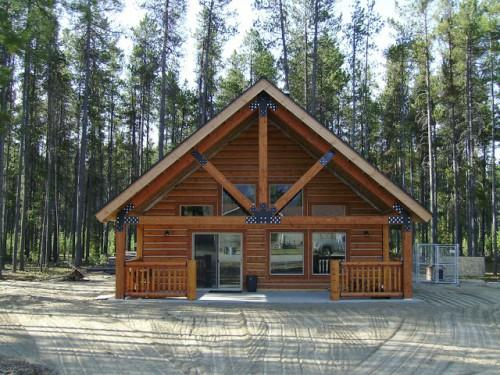 Package Pricing Log Homes Contact