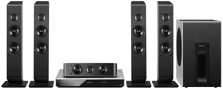 Panasonic Scbtt Ebs Blu Ray Home Cinema System Discontinued