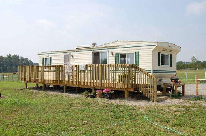 Park Model House Trailer Rent Horse Farm Millbrook Area All