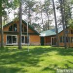 Park Rapids Log Home Sale