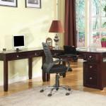 Parker House Boston Modular Home Office Set