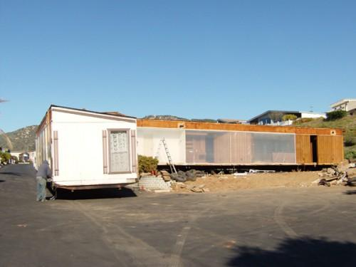 Part Usedmobile Home Ready Moved Away Transported