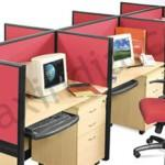 Partition System Modular Manufacturers Office