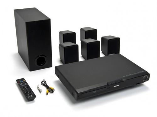 Philips Blu Ray Home Theater System