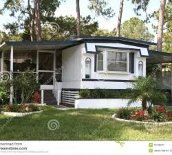 Single Wide Manufactured Homes