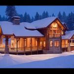 Photos Best Both Worlds Produced Precisioncraft Log Homes
