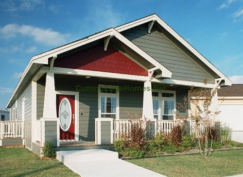 Photos Craftsman Bungalow Modular Homes