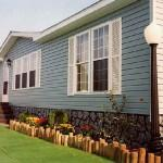 Photos Create Mobile Home Skirting Ideas