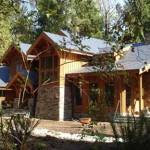 Photos Homes Based Eagle Nest Hybrid Log Timber Design