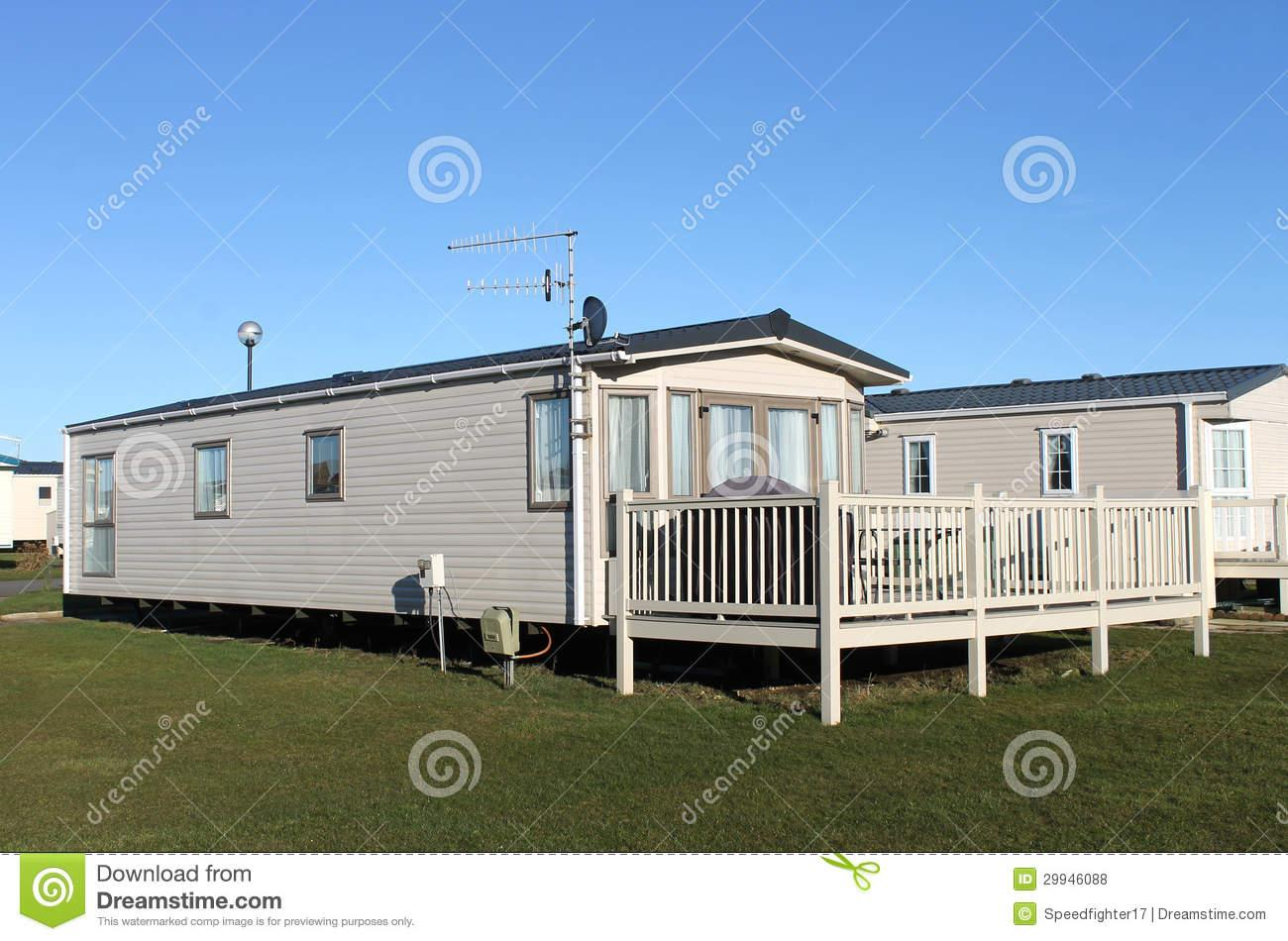 Photos Modern Caravan Home Trailer Park