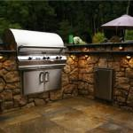 Prefabricated Outdoor Kitchens