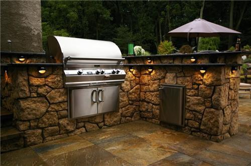 Photos Prefab Outdoor Kitchen