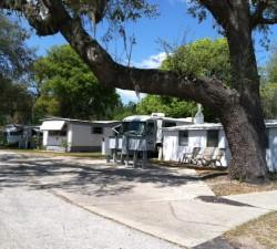 Mobile Home Park Store