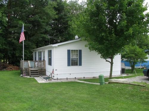 Pine Grove Double Wide Mobile Home Sale