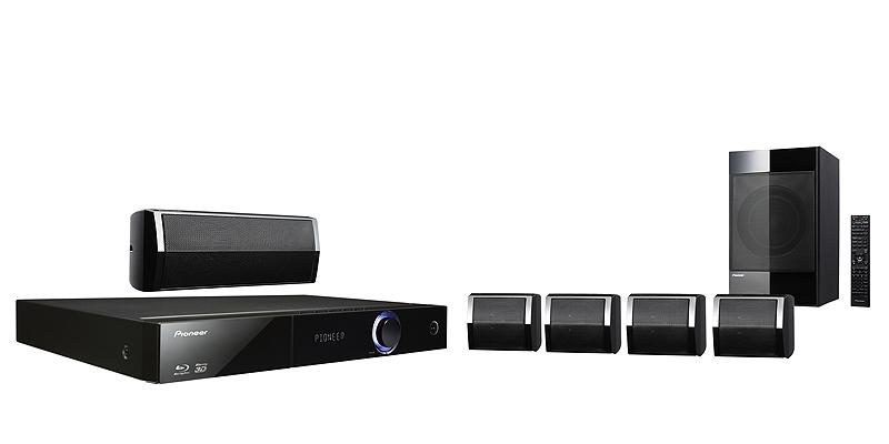 Pioneer Htz Blu Ray Surround Sound Home Theater System Review