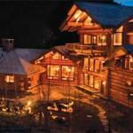 Pioneer Log Homes British Columbia Exterior